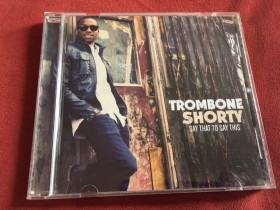 CD - Trombone Shorty - Back a Town