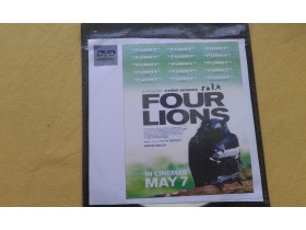 CD - film FOUR LIONS  ce biti izbrisan