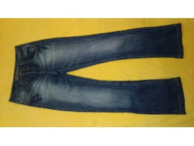 COLOURS OF THE WORLD BOOTCUT DENIM - ODLICNE FARMERKE