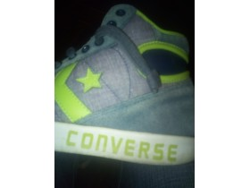 CONVERSE ALL STAR original br.38,5 koza-platno tople
