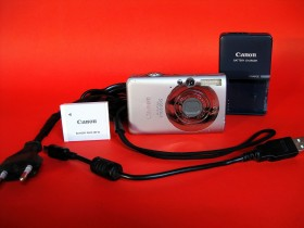 Canon Ixus 95 is 10.0 MP