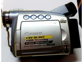 Canon MV700-made in Japan