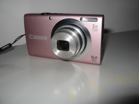 Canon PowerShot A2400IS