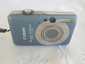 Canon SD1200IS, 10MP, NEISPITAN