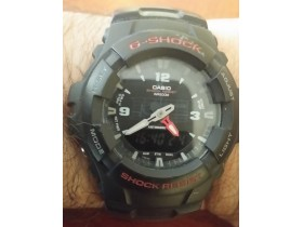 Casio G SHOCK  Anti Magnetic Resistance G100-1BV