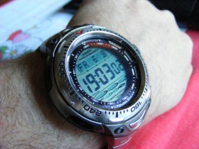 Casio Pathfinder 2825  SPF-70T
