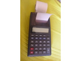 Casio Printing Calculator HR-8L