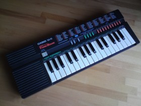 Casio SA-10 - made in Japan