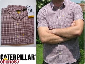 Caterpillar CAT kosulja Slim Fit ORIGINAL L velicina