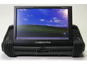 Cellebrite Touch mobile data secured
