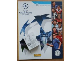 Champions League 12/13 PANINI 100 slicica i album