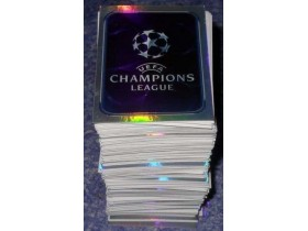 Champions League 2010/11 Panini ceo set i prazan album
