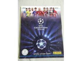 Champions League 2013-2014 ALBUM-prazan