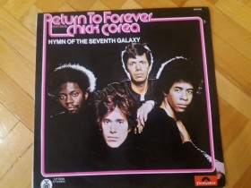 Chic Corea Return To Forever - Hymn Of The Seventh Gal