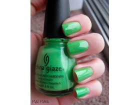 China Glaze lak