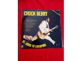 Chuck Berry  St.Louis to Liverpool