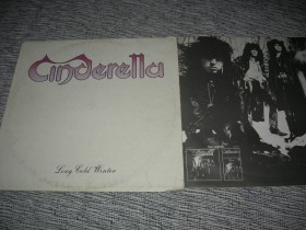 Cinderella Long Cold Winter LP
