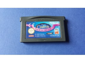 Cinderella / Magical Dreams - Game Boy Advance