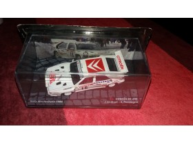 Citroen BX 4TC Rally Monte-Carlo 1986 - 1/43