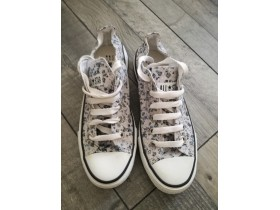 Convers all star cvetne patike,NOVO