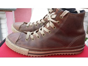 Converse Chucks Winterboot ALL STAR--43--ORIGINAL-KOŽA-