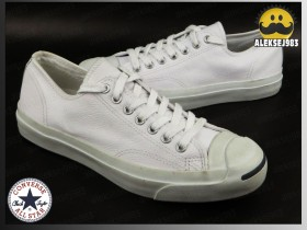 Converse JACK PURCELL KOŽA!