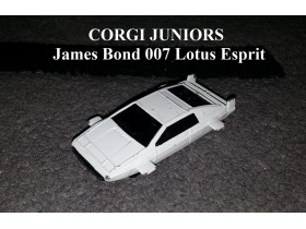 Corgi Juniors - James Bond 007 Lotus Esprit