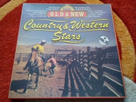 Country And Western Stars-V.A (3LP Box Set) (UK Press)