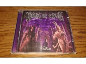 Cradle of Filth - Midian (CD)