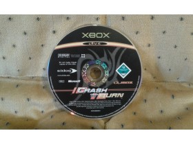 Crash 'n' Burn Xbox Classic