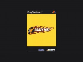 Crazy Taxi - SONY PlayStation 2