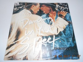 D. Bowie & M. Jagger- Dancing In The Street(USA press)