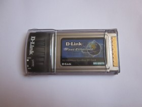 D-LINK  Fast Ethernet Notebook Adapter