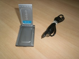 D-LINK WIRELESS USB ADAPTER MODEL DWL-120+