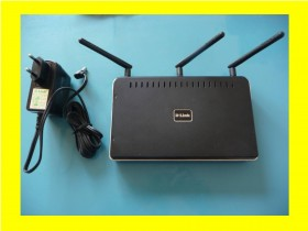 D-Link RangeBooster Wireless N Router DIR-635 300 Mbps