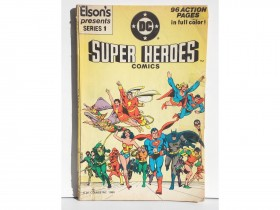 DC Super Heroes Elsons ps 1