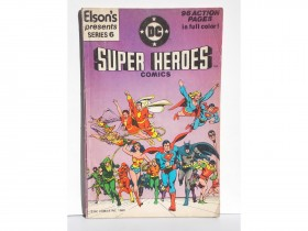 DC Super Heroes Elsons ps 6