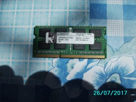DDR 3 za laptop 2GB
