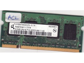 DDR2 512 za laptop