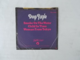DEEP PURPLE - CHILD IN TIME -SMOKE ON THE WATER, 72god.