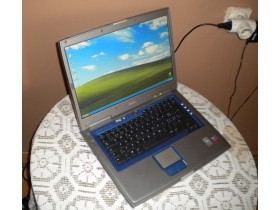 DELL Inspiron 8600, 1.60 GHz, 512MB, 40GB