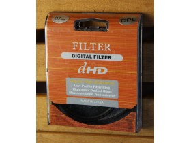 DHD CPL Filter 67mm