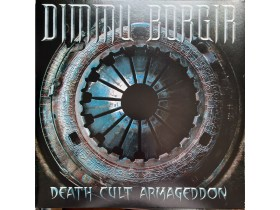 DIMMU BORGIR - Death Cult Armagedon (mint, 2LP, EU)