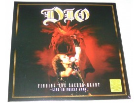 DIO - Live in Philly 1986 - 2LP