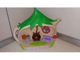 DISNEY FAIRIES TINKERBELL TEA POT