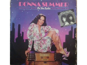 DONNA SUMMER - GREATEST HITS ON THE RADIO VOL 1&2 . 2LP