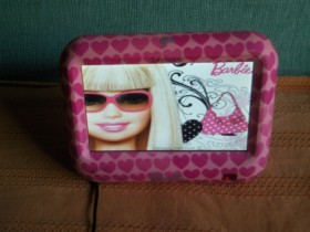 DTV LEXIBOOK-BARBIE  7""