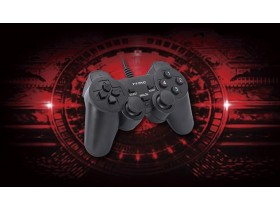 DUAL SHOCK GAMEPAD USB MARVO GT-006