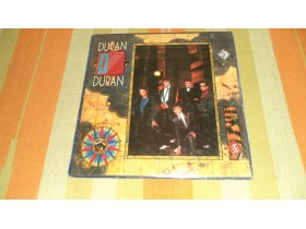 DURAN DURAN - SEVEN AND THE RAGGED TIGER (LP-Jugoton)