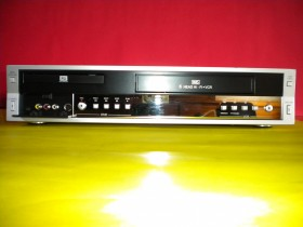 DVD & VCR Combo Recorder